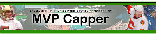 MVP Capper, Sports Handicapping